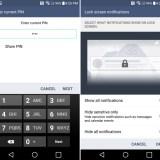 Hide Info on LG G4 Lockscreen