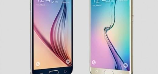 T-Mobile Samsung Galaxy S6, S6 Edge