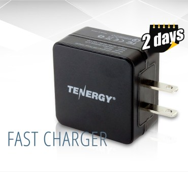 Tenergy Quick Charge 2.0 18w