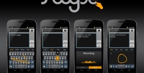 Enjoy Swype Keyboard on your Android Device