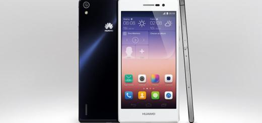 How to Flash Android 5.1.1 Lollipop OS on your Huawei Ascend P7 LT10