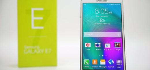 Flash Android 5.1.1 E700HXXU1BOJ7 Lollipop Update on Samsung Galaxy E7