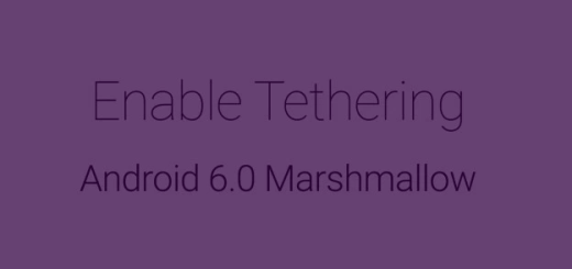 Learn to Enable Tethering on Android 6.0 Marshmallow Update