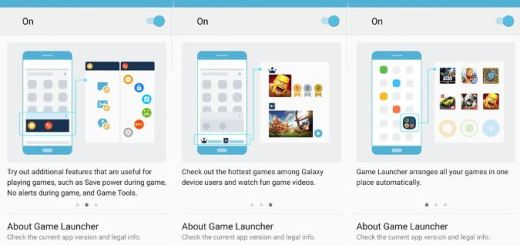 Enable and Set Up Game Launcher on Galaxy S7