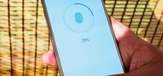 How to Set up Galaxy S7 Fingerprint Sensor