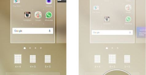 How to Fit more Shortcuts onto your Galaxy S7 Edge Home Screen