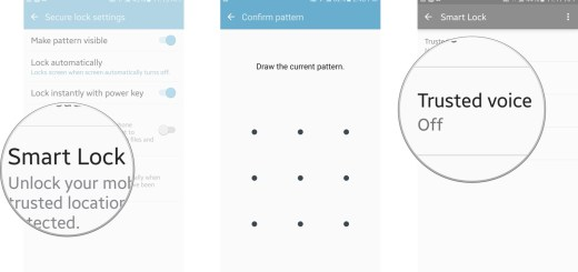 How to Use Smart Lock on Galaxy S7