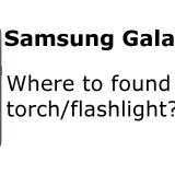 How to Use your Galaxy S7 as a Flashlight