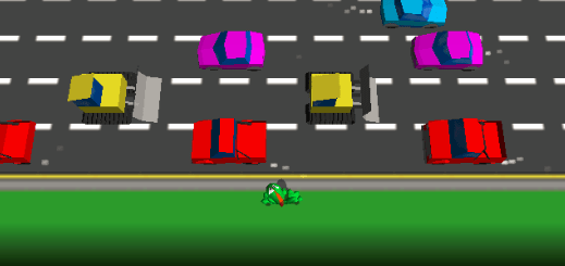 help-your-froggy-across-the-road-with-frogger