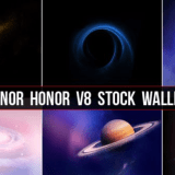 Enjoy Huawei Honor V8 Stock Wallpapers