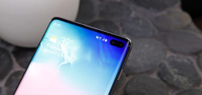 Android Flagship How to Lock your Samsung Galaxy S10E ...
