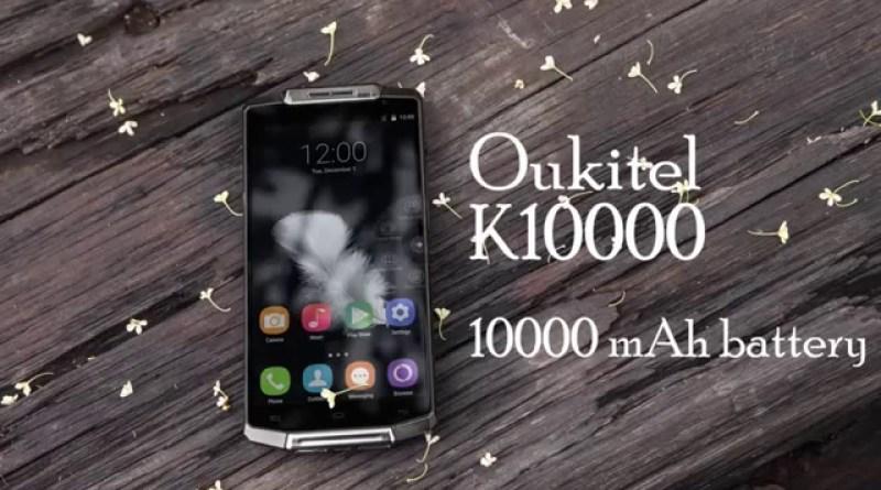 oukitel k10000