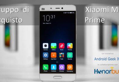 [GdA] XiaoMi Mi5 Prime (3/64GB) a soli 370€ con HonorBuy.it
