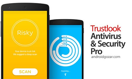 Trustlook Premium Mobile Antivirus App 3.5.7 download antivirus software and security