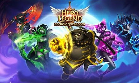 Hero Legend 2.6.0 Download action game + mode legendary hero