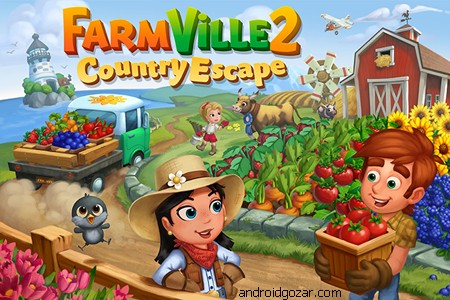 FarmVille 2: Country Escape 5.5.1001 Download Games Village Farmer 2: Escape From Country + mode