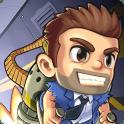Download beautiful and popular game Jetpack Joyride v1.9.12 Android - mobile trailer