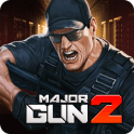 Download endless shooting game Major GUN: war on terror v3.5.6 Android - mobile mode version + trailer