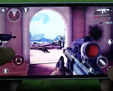 BEST GRAPHICS GAMES ON XPERIA Z ULTRA GAMEPLAY 1