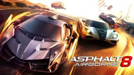 How to hack Asphalt 8 no root (android)