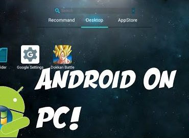 How to Play Android Games On PC Win 7/8/10