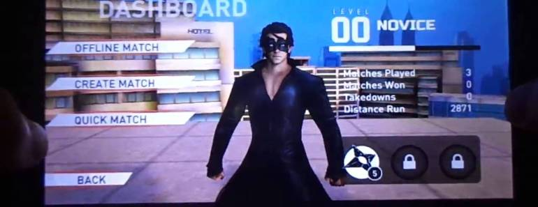 Krrish 3 Android Game | Krrish 3 Android Gameplay | Krrish 3 Android Game Download