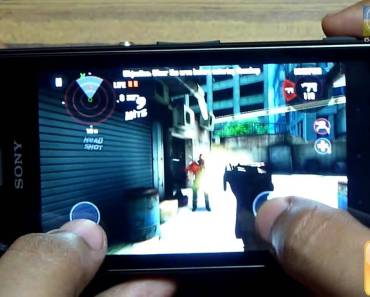 Sony XPERIA M hardcore GAMING REVIEW HD [D-Day, Dead Trigger, Blood & Glory etc]