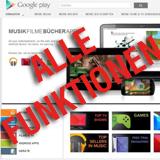 Google Play Store-Trick ermöglicht Musik und Filmkauf in Österreich