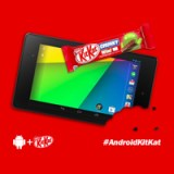 Nestle und Google: KitKat-Schriftzug wird ersetzt, eigene Youtube-Playlist mit viralen Videos