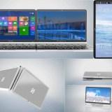 Dragonfly Futurefön: Smartphone, Tablet und Notebook in einem Gerät – mit Android und Windows