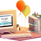 Google feiert seinen 17. Geburtstag – mit einem Rückblick