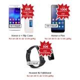 Honor-Smartphones um bis zu 100 Euro günstiger kaufen