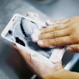 Kyocera Digno Rafre: das erste abwaschbare Smartphone, dem auch Seife nichts ausmacht