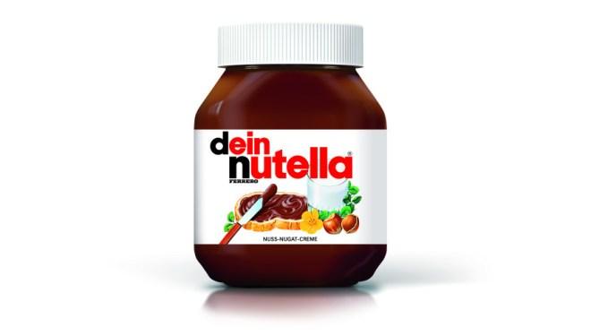 """Noch wird """"Nutella"""" eher scherzhaft als Name für die nächste Android-Version erwähnt. Aber den Namen """"KitKat"""" wollten einige von uns damals im Jahr 2013 ja zunächst auch nicht glauben. (Foto: Nutella)"""