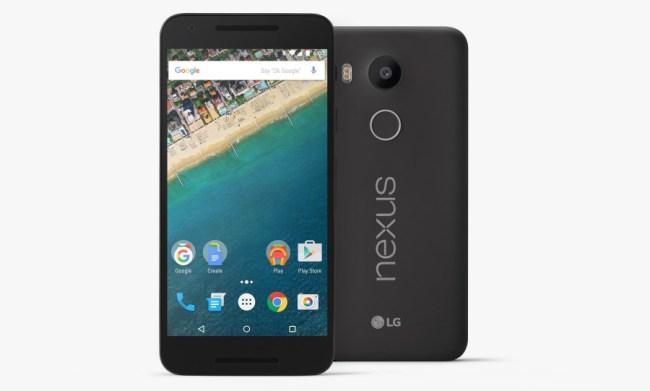 Das Nexus 5X gehört zu den Smartphones, auf denen sich die neuste Vorschauversion von Android N installieren lässt. (Foto: LG)