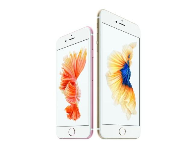 Apple ist sehr optimistisch, was die Verkaufszahlen der diesjährigen iPhone-Modelle betrifft. (Im Bild: die Modelle iPhone 6s und iPhone 6s Plus vom vergangenen Jahr.) (Foto: Apple)