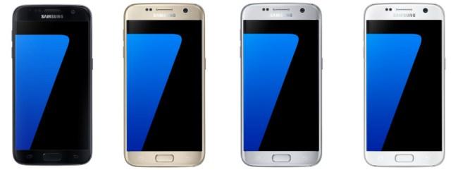 """Zu den guten Verkaufszahlen von Samsung in den USA hat maßgeblich das neue Modell """"Galaxy S7"""" beigetragen. (Foto: Samsung)"""