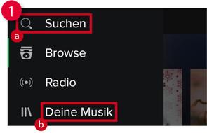 Mit Spotify kostenlos und legal jede Musik hören