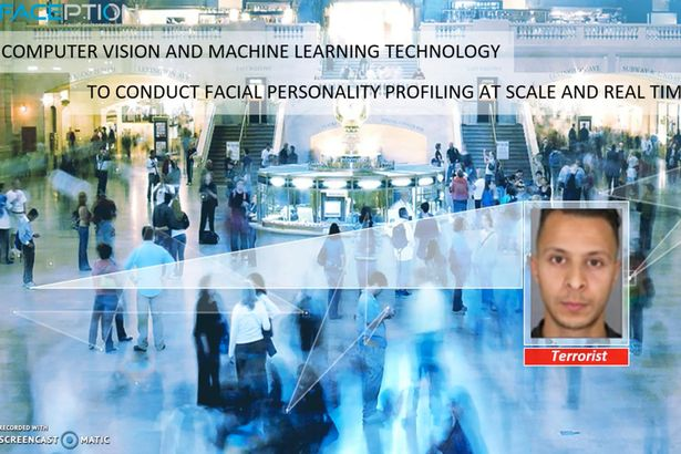 Bild: Faception