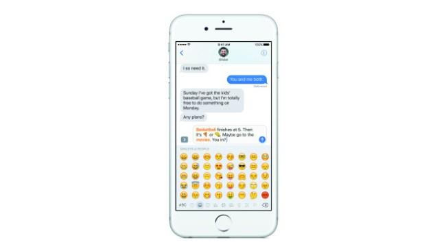 Eine Enttäuschung? Der Apple-Sofortnachrichtendienst iMessage lässt sich auch weiterhin nicht mit Android-Geräten nutzen. (Foto: Apple)