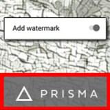 Tipp: So entfernst du das Wasserzeichen auf deinen Prisma-Fotos