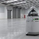 Wachroboter attackiert Kind in Einkaufszentrum