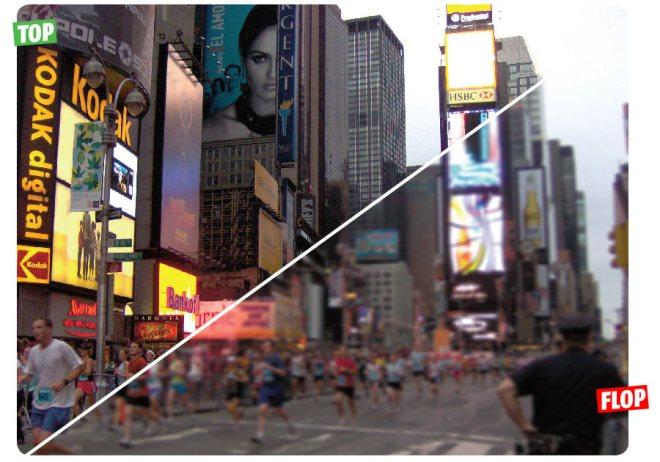 Bei bewegten Motiven macht sich ein schneller Autofokus besonders bezahlt: So wird das Bild auch unter Zeitdruck scharf.