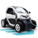 Technik: Die Zukunft des Verkehr –  der Renault TWIZY