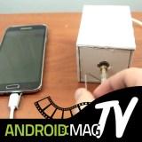 Voll retro: das Smartphone per Handkurbel laden – so geht´s!