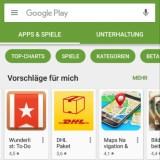Play Store: neue Filter bekämpfen gefälschte Bewertungen
