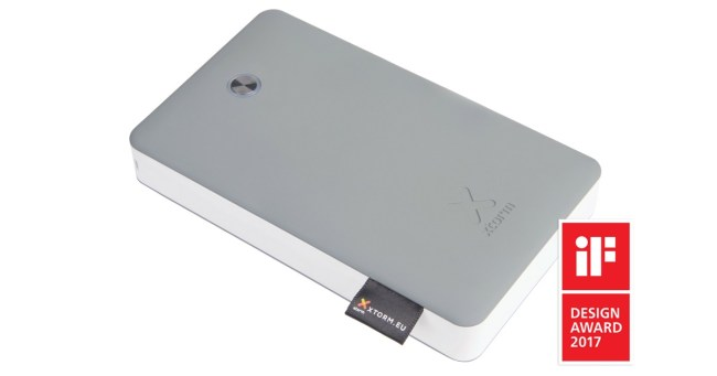 Die Xtorm XB202 Powerbank mit USB-C lädt sogar Laptops (Bild: Xtorm)