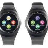 Smartwatch mit Telefonfunktion, Mediaplayer und Fitness-Trainer für rund 40 Euro