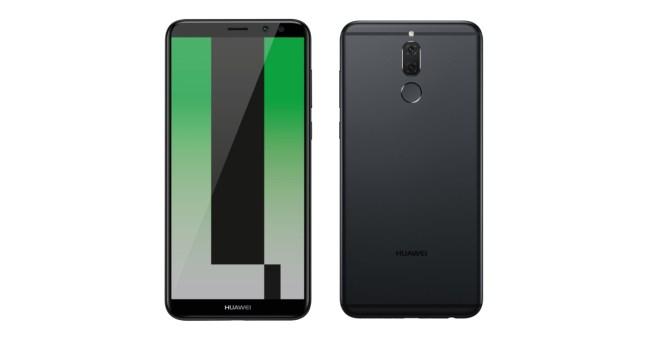 """Das Smartphone """"Huawei Mate 10 Lite"""" besitzt sehr schmale Bildschirmränder – und kommt mit zwei Doppelkameras daher. (Fotos: Hartlauer)"""