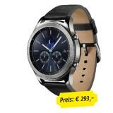 Samsung Gear S3 frontier – Gelungene Smartwatch für Sport und Alltag